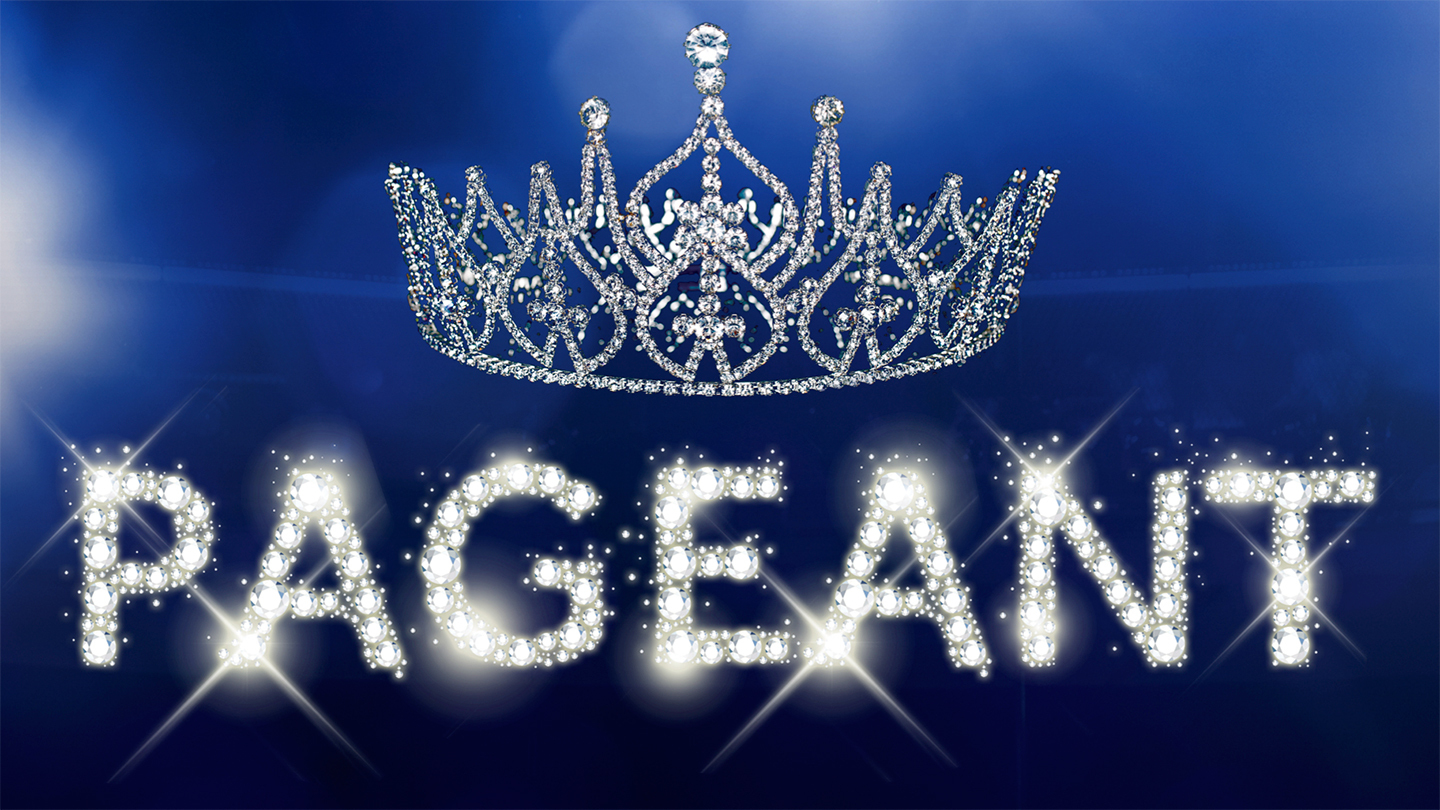 Beauty Contestants (Played by Men) Compete for the Crown in