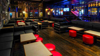 Iron Bar & Lounge Tickets
