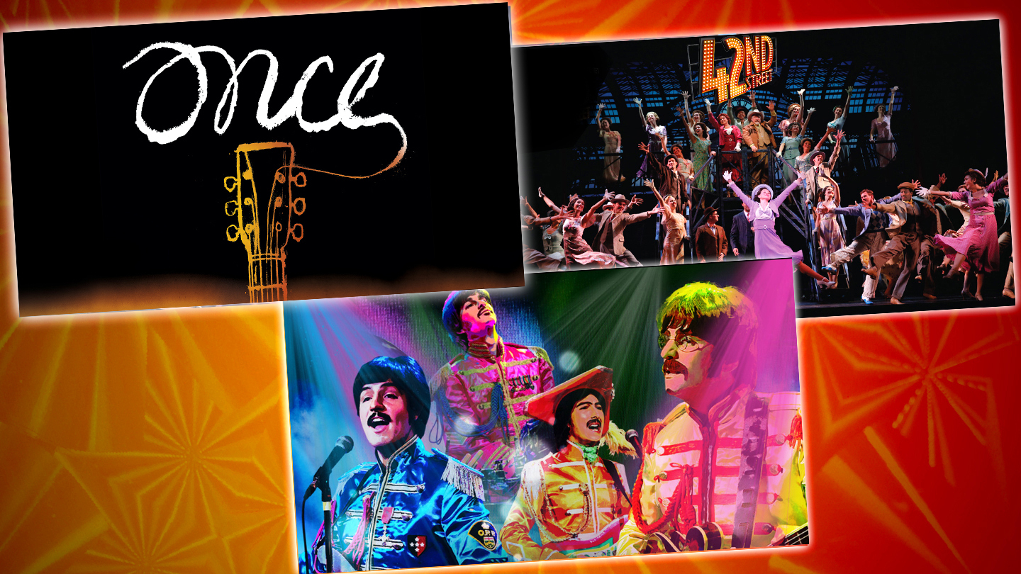 3-Show Package for $99: Orchestra Seats for