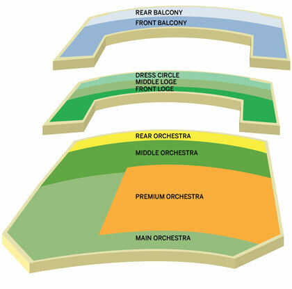 Atlanta symphony hall atlanta tickets schedule seating charts
