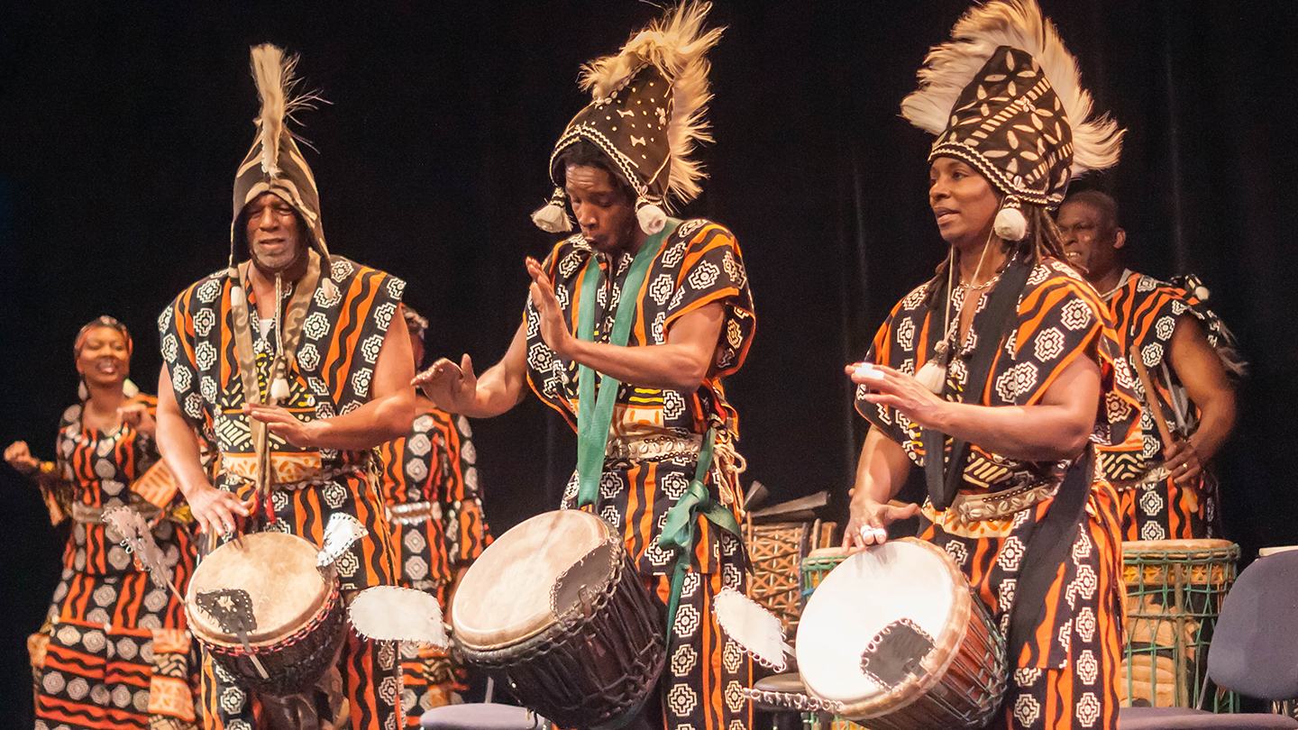 African Dancing and Drumming Concert: Soul in Motion's