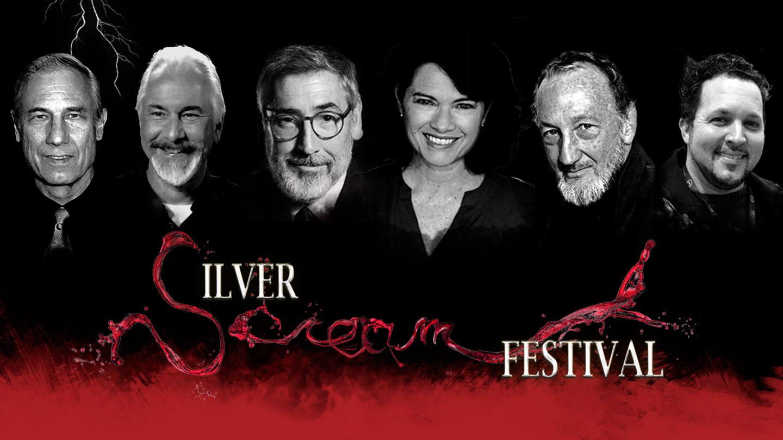 Horror Celebs at Silver Scream Film & Comic Festival $15.00 - $35.00 ($25 value)