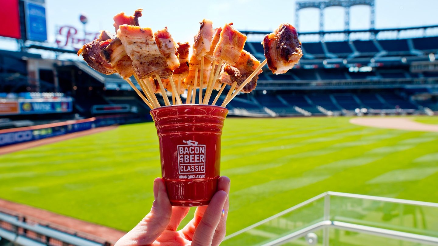 Bacon and Beer Classic at Levi's Stadium $56.75 - $96.00 ($76.9 value)