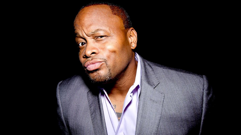 Comedian Steve Brown (