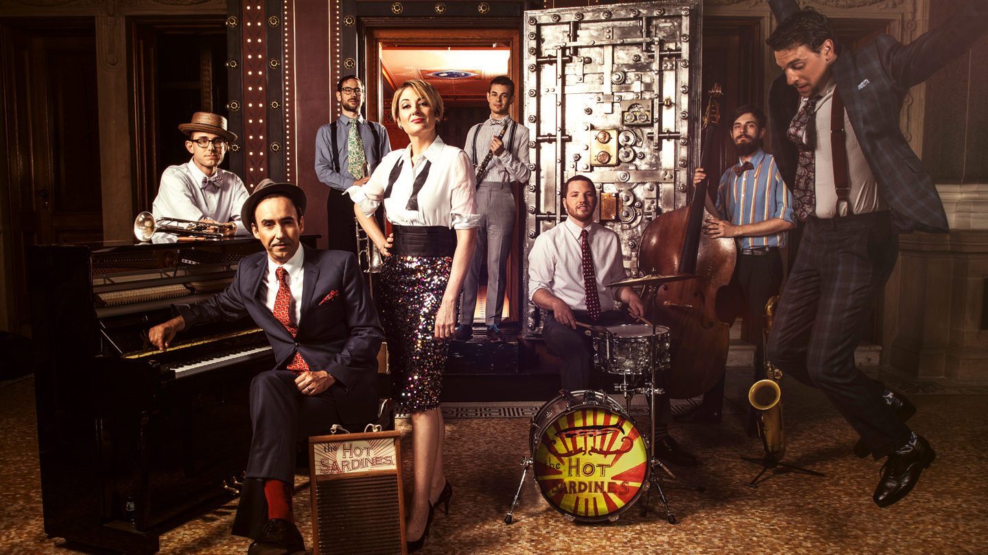 The Hot Sardines: Phenomenal Jazz Band Complete With Tap Dancing $55.00 - $75.00 ($79 value)
