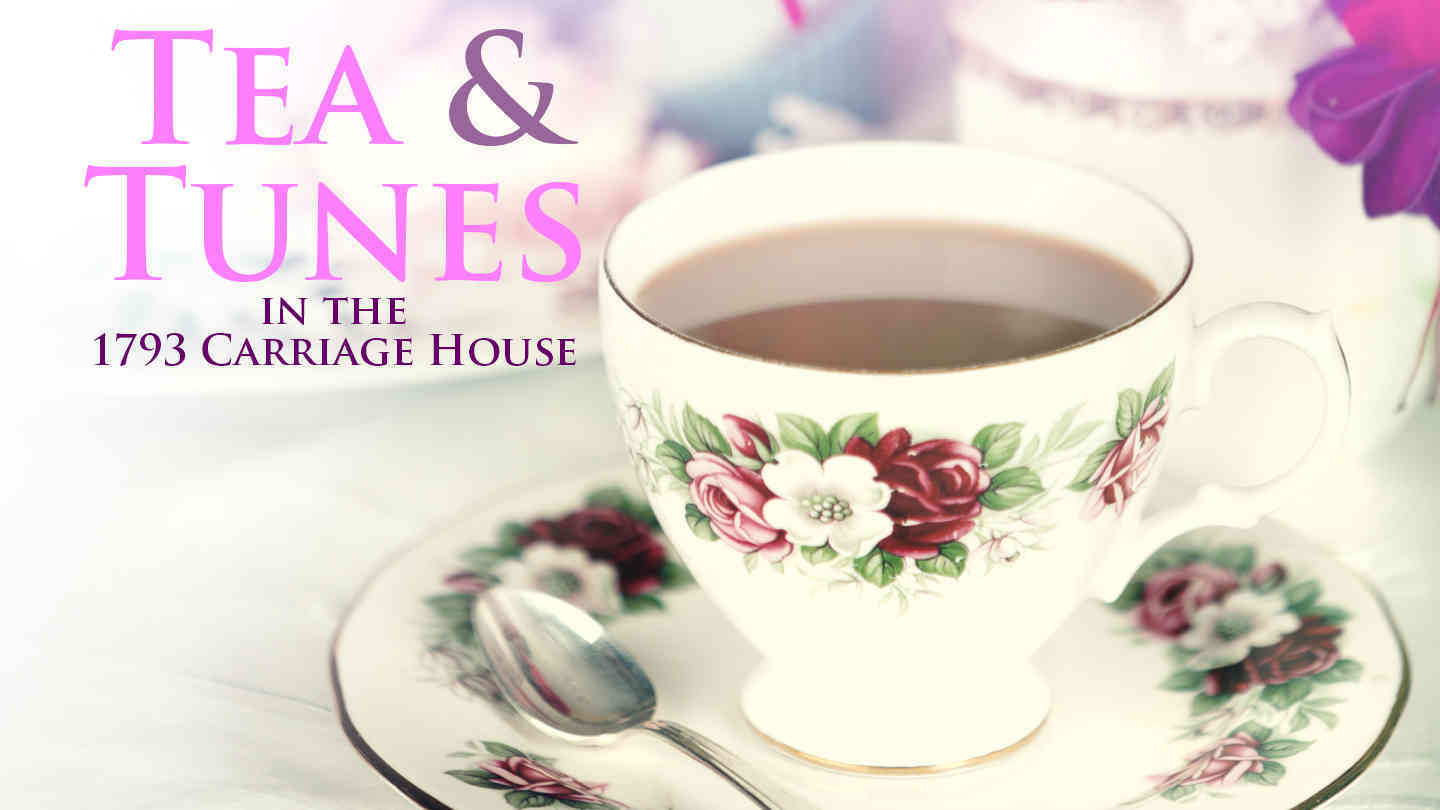 Tea, Cake & Tunes at the Historic Gore Place Mansion $10.00 ($20 value)