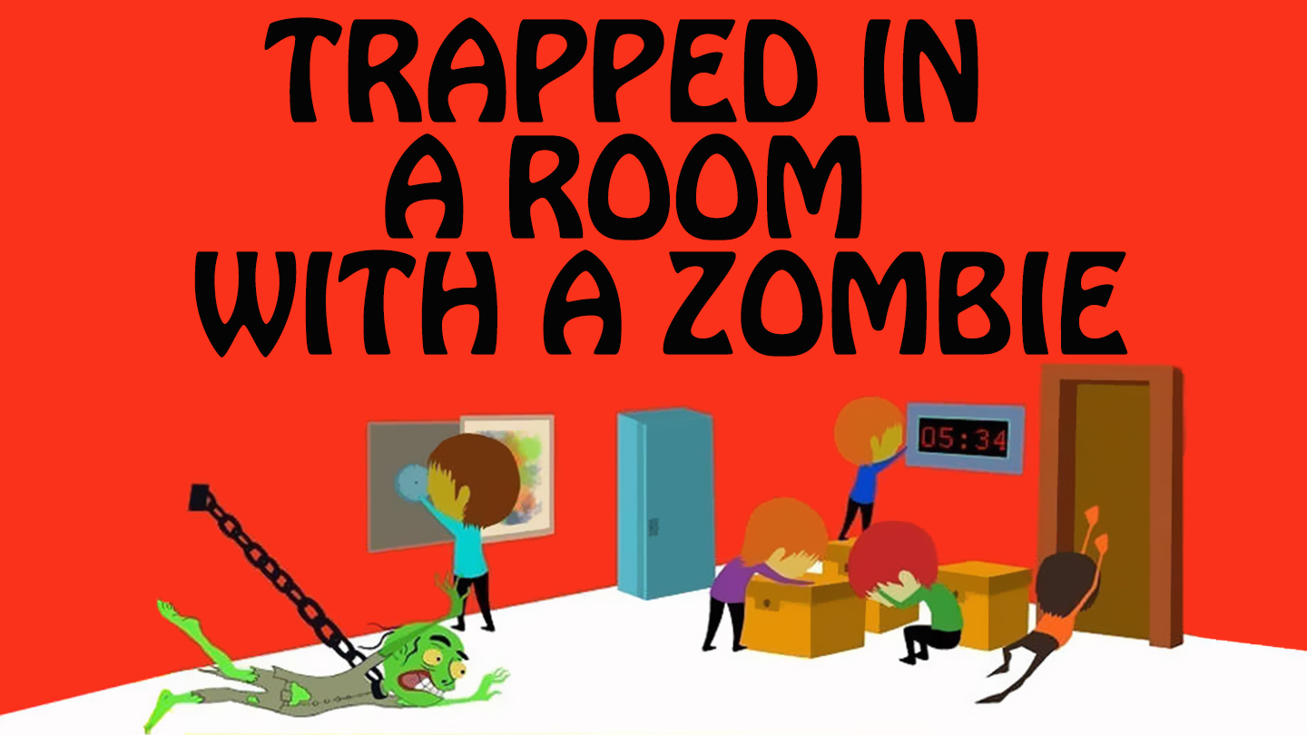 Trapped In A Room With Zombie Seattle Tickets