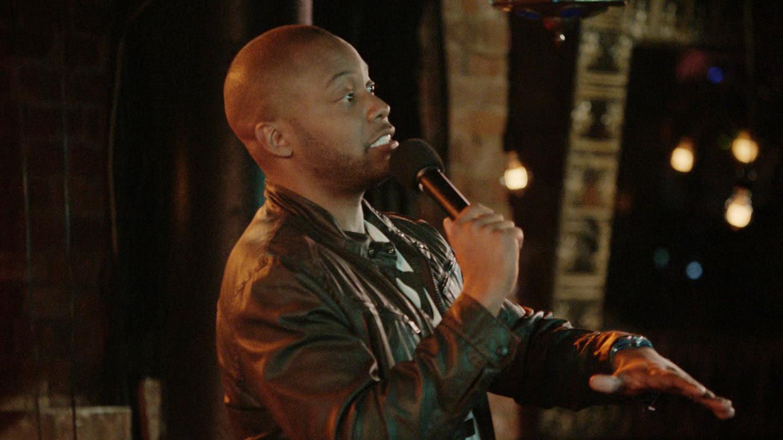 Comedian Al Jackson (