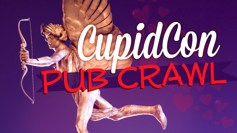 Valentine's Weekend Pub Crawl of Boston's Buzzing Bar Scene COMP - $5.00 ($10 value)