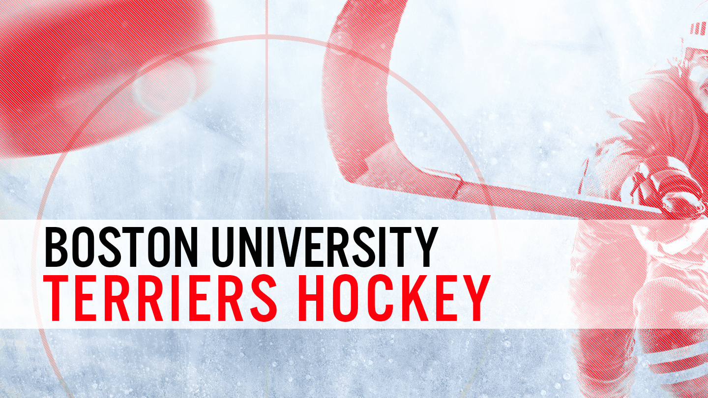 Boston University Terriers Men's Hockey: Cheer on the Dogs at Agganis Arena $24.00 - $25.00 ($28 value)