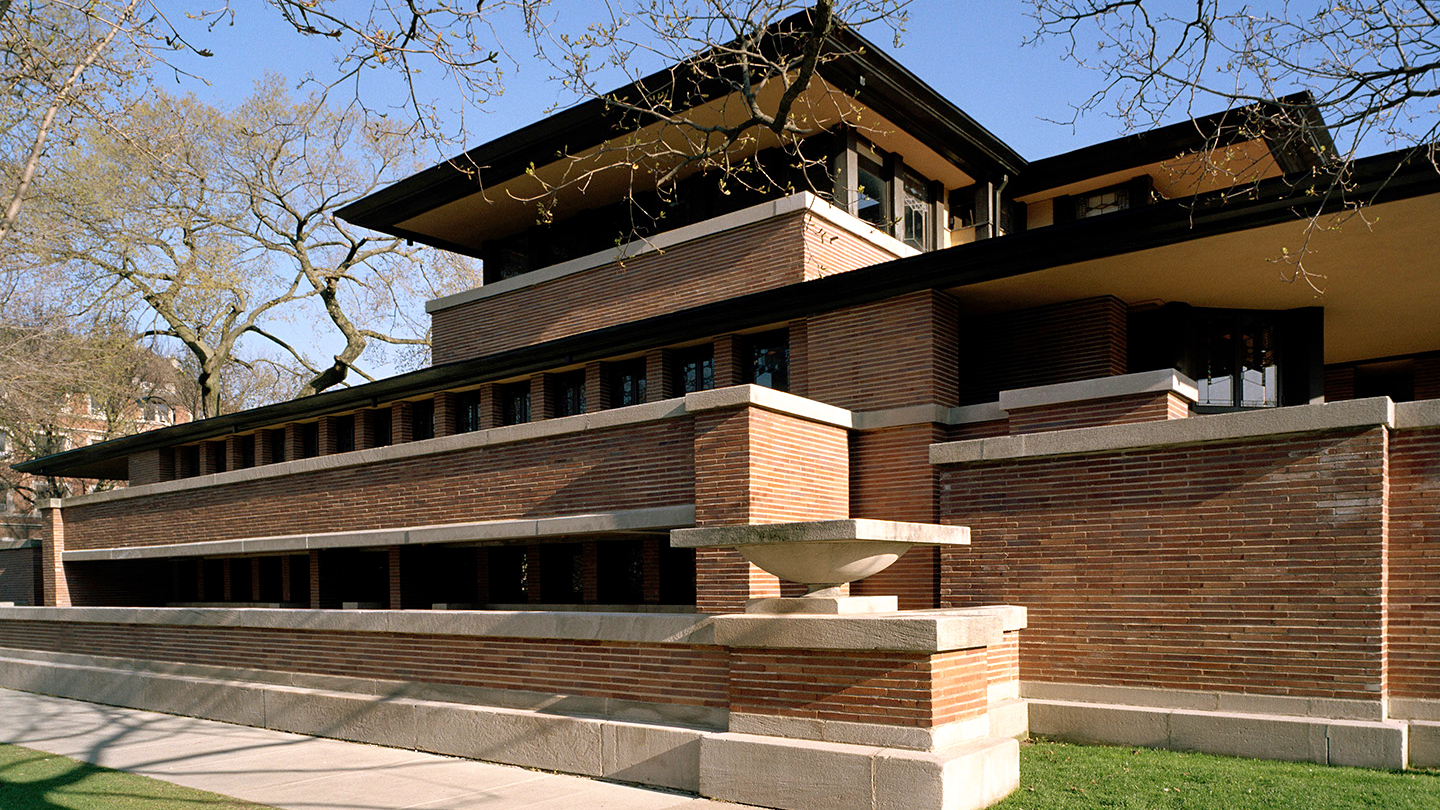 Frank Lloyd Wright's Robie House: Tour Iconic Building $8.50 ($17 value)