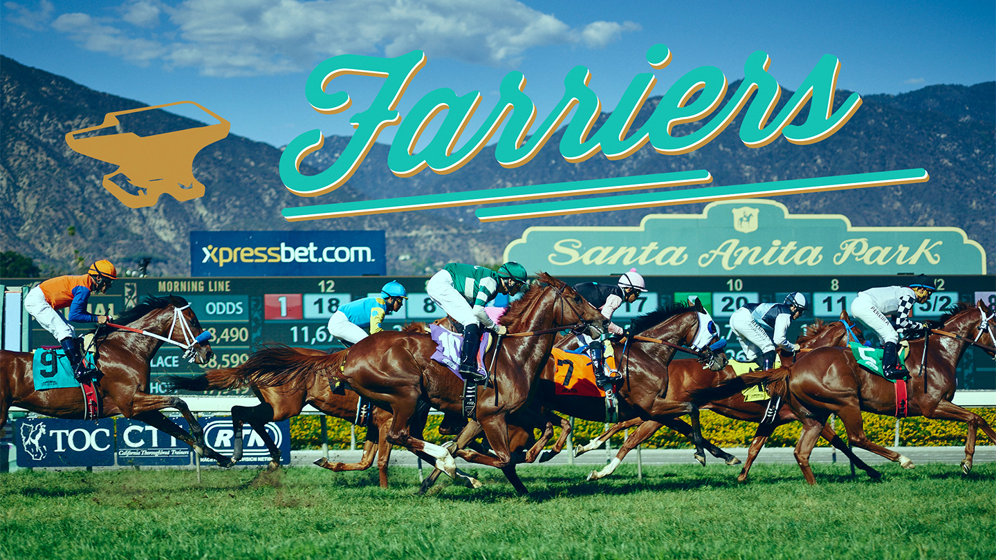 Santa Anita Horse Racing: Box Seats, Craft Beer, Food & More With Farriers Package $20.00 - $30.00 ($35 value)