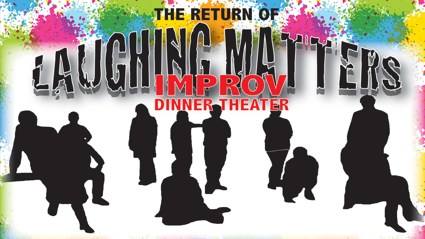 Improv Dinner Theater: Chicken Marsala With a Side of Laughter $19.95 - $59.95 ($49.95 value)