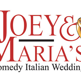 Joey & Maria's Comedy Italian Wedding