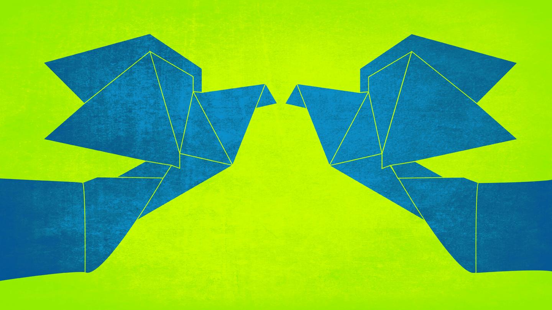 Love & Origami in Pulitzer Finalist Rajiv Joseph's
