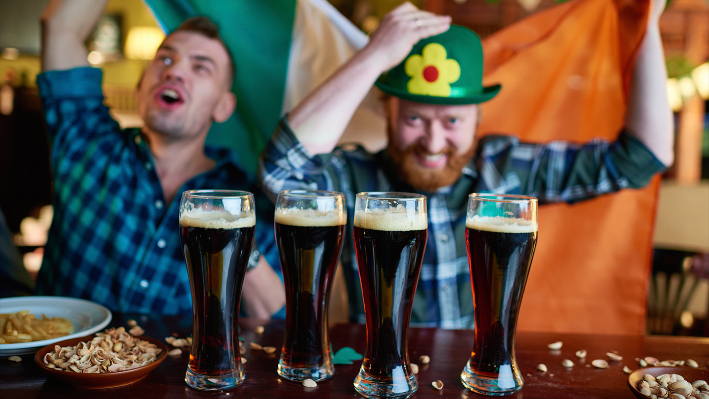 St. Pat's Bar Crawl Dallas: Drink Cards, Photo Hunt & More COMP - $15.00 ($30 value)