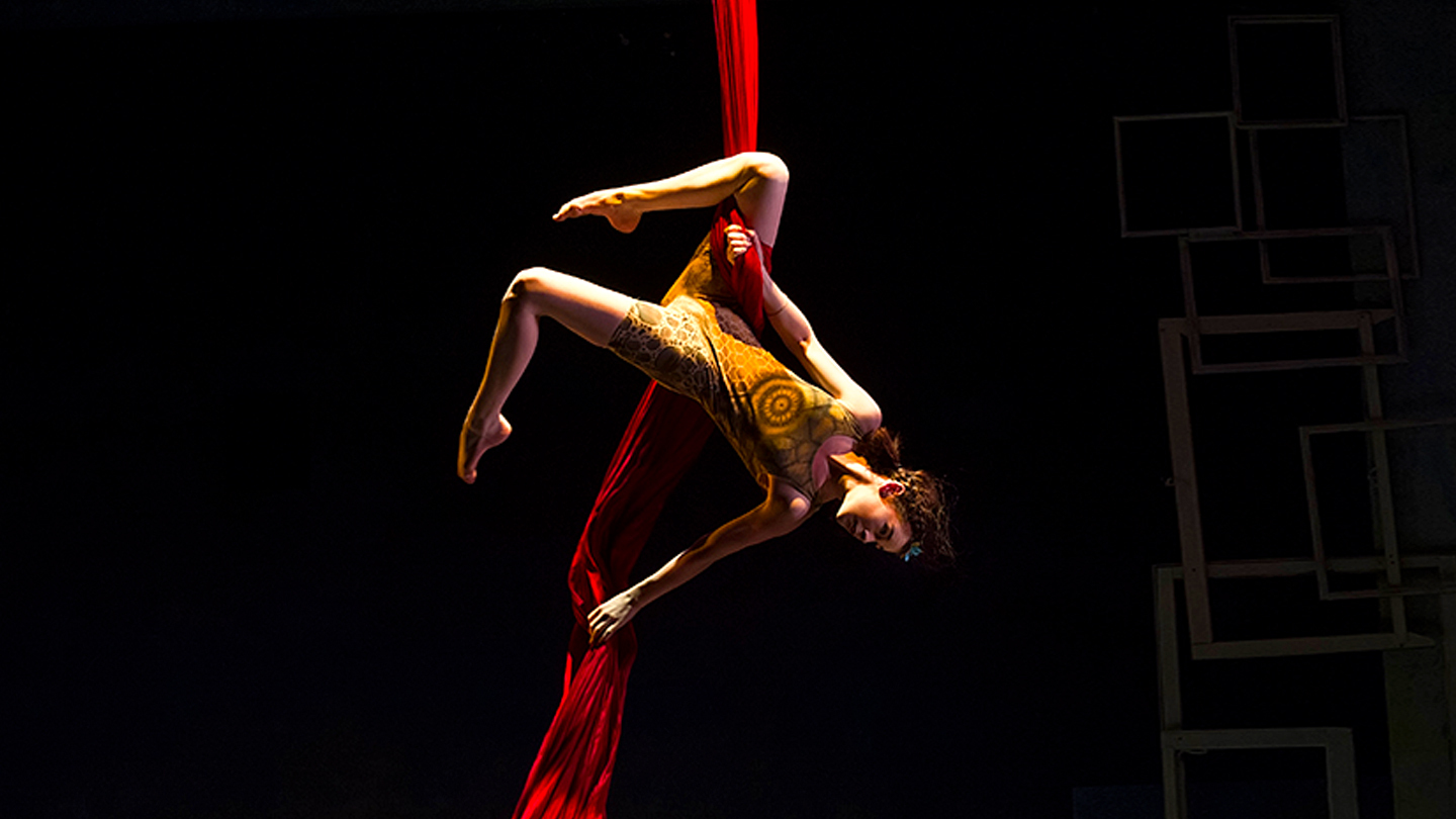 Circus Spire Youth Troupe Presents