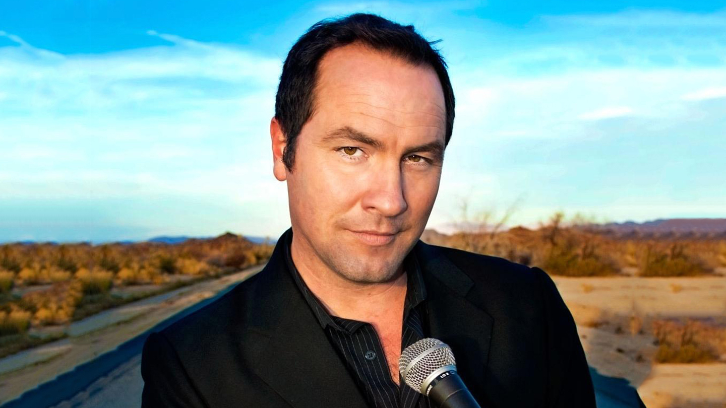 Globetrotting Comedian Tom Rhodes (