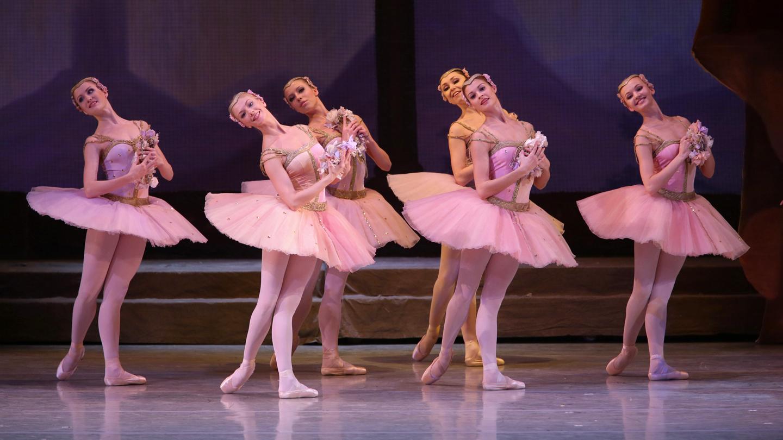 Mariinsky Ballet (Formerly the Kirov Ballet) Dances