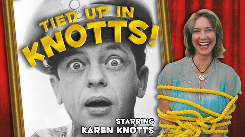 Don Knotts' Daughter Karen Stars in