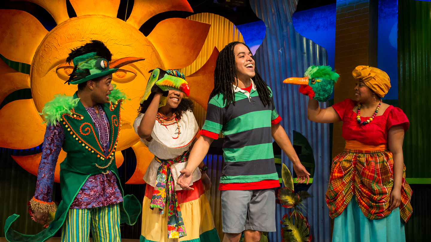 Bob Marley's New Fun, Family-Friendly Reggae Musical,