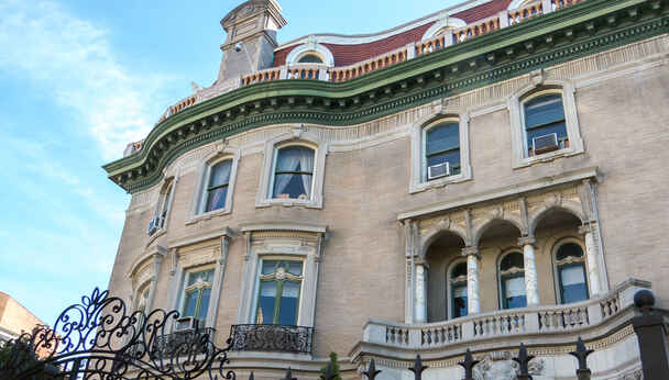 Inside Embassy Row Walking Tour -- Gorgeous Mansions & History Galore