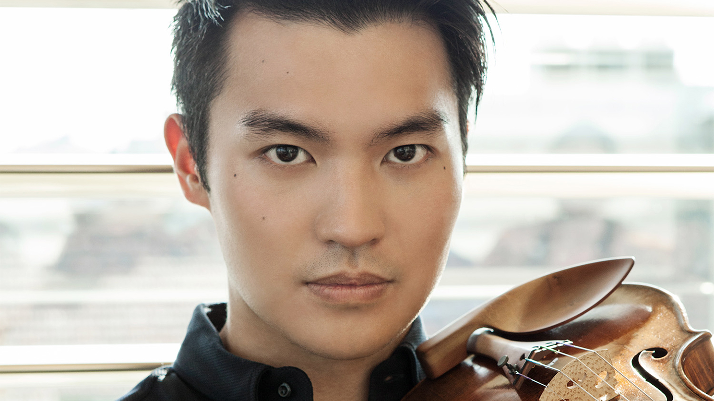 Ray Chen, Eschenbach & the NSO Play Prokofiev and Bruch $29.50 ($59 value)