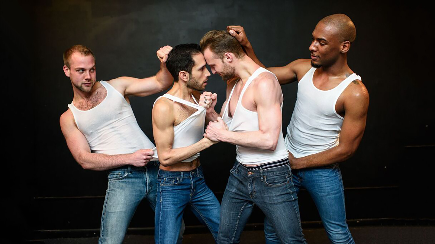 The Boys in Briefs Quartet Heat Up the Winter With Sizzling Show $10.00 ($20 value)