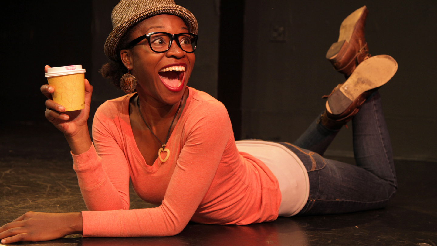 One-Woman Comedy Analyzes Love & Race: