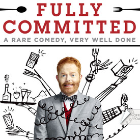"Broadway's ""Fully Committed"" With Jesse Tyler Ferguson (""Modern Family"")"