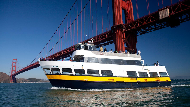 San Francisco Bay Cruise Adventure