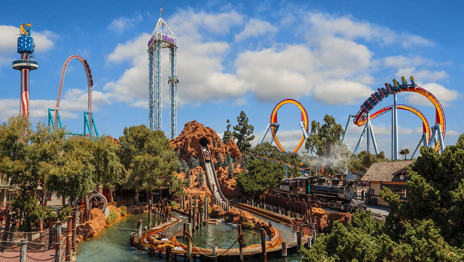 Image result for Knott's Berry Farm