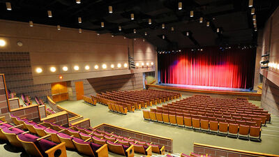 Frank Guaracini Jr Fine Performing Arts Center at Cumberland County College Tickets