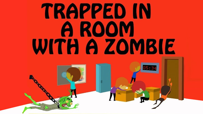 Trapped in a Room With a Zombie Tickets