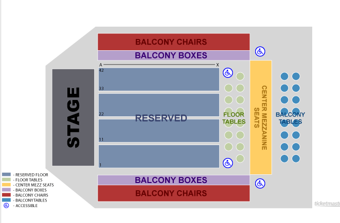 The fillmore philadelphia philadelphia tickets schedule seating