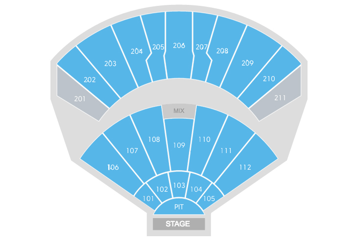 Rosemont theatre chicago tickets schedule seating charts