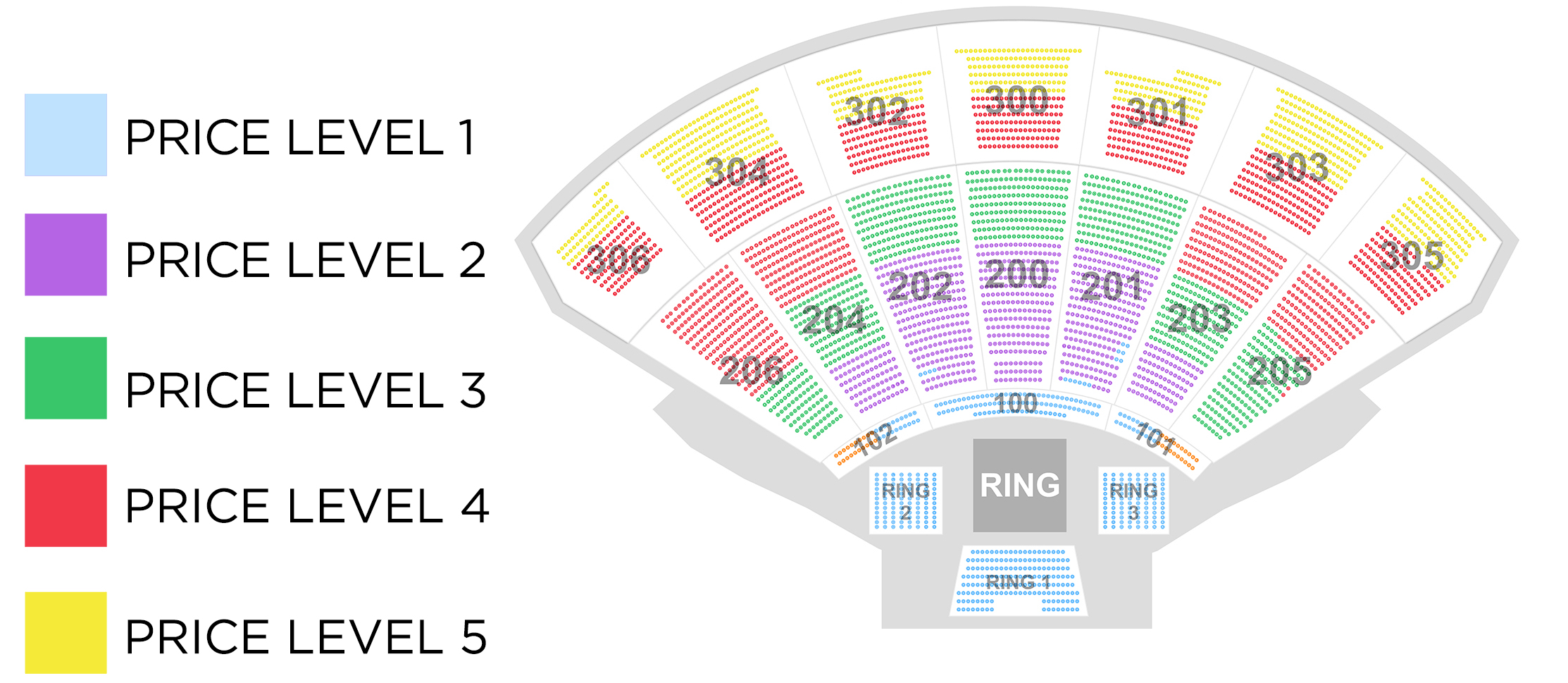 Madison Square Garden Seating Chart 1482275511 Seating Mma Nyc Tickets  World Series Of Fighting 1487789381 Seating Game Of Thrones Tickets Game Of  Thrones ...