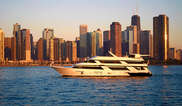 Anita Dee II Yacht at DuSable Harbor Tickets