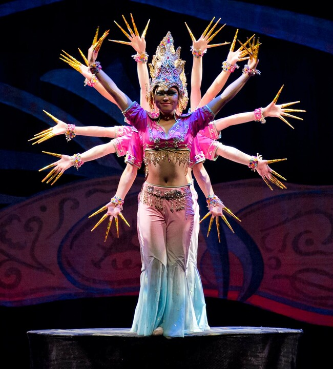Golden Dragon Acrobats Tickets