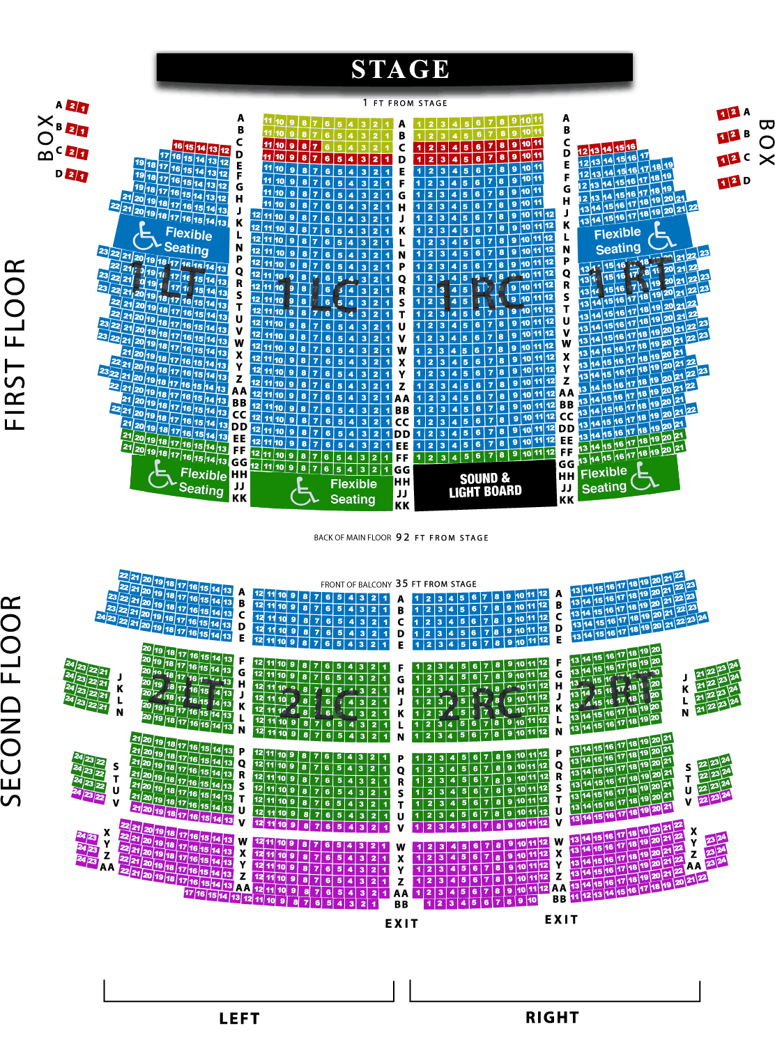 Riverside theater milwaukee tickets schedule seating charts