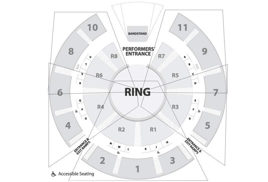Big apple circus boston boston tickets schedule seating charts