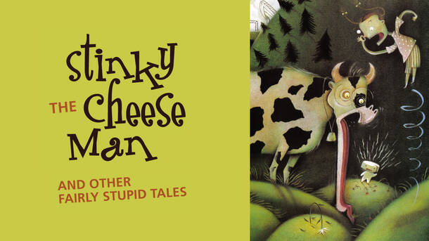 the stinky cheese man and other fairly stupid tales philadelphia