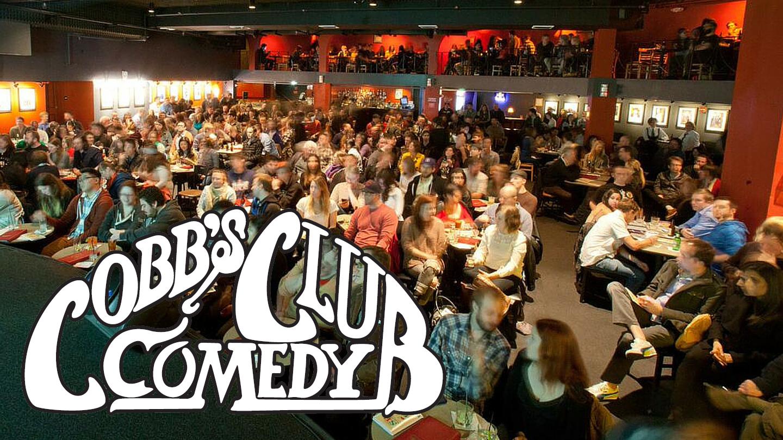 Cobb\'s Comedy Showcase San Francisco Tickets - COMP - $6.75 at ...