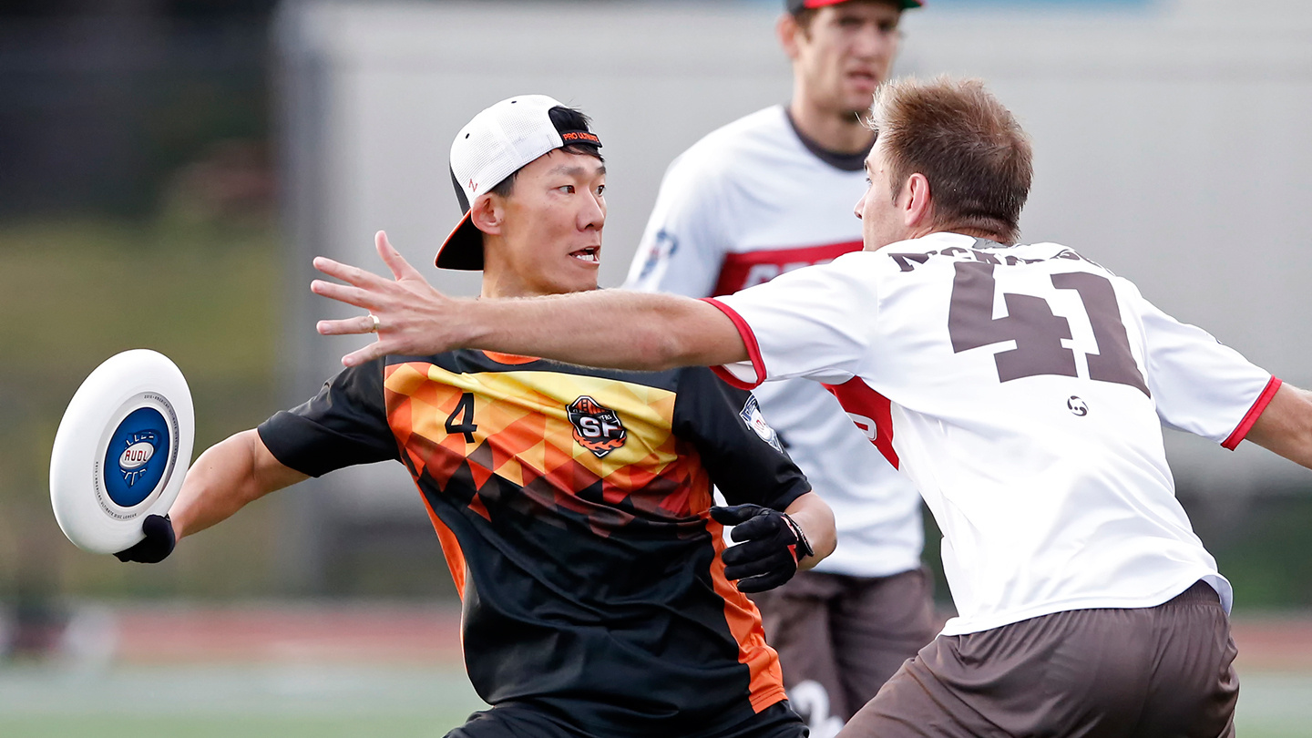 Professional Ultimate Disc: SF FlameThrowers COMP - $6.00 ($12 value)