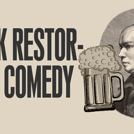 Drunken Restoration Comedy