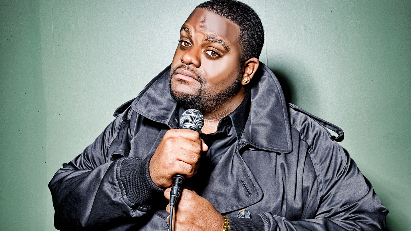 Comedian Ronnie Jordan Brings Heavyweight Laughs to ATL COMP - $15.00 ($20 value)