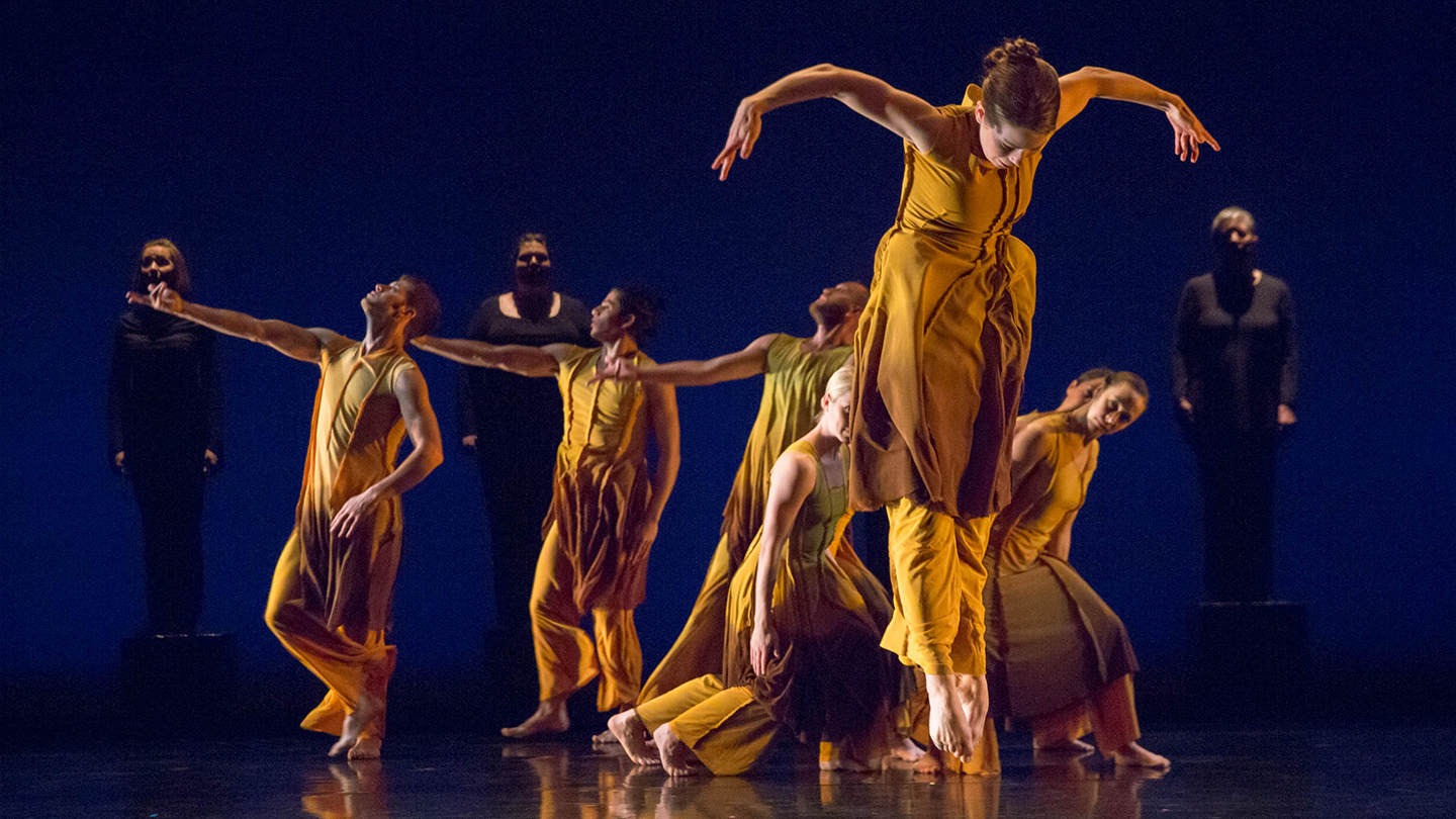 Zenon Dance Company Opens Its Spring Season of Jazz and Modern Dance $17.00 ($34 value)