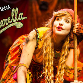 The Commedia Cinderella