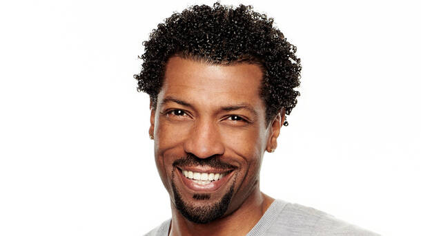 """Comedian Deon Cole From """"Black-ish"""""""