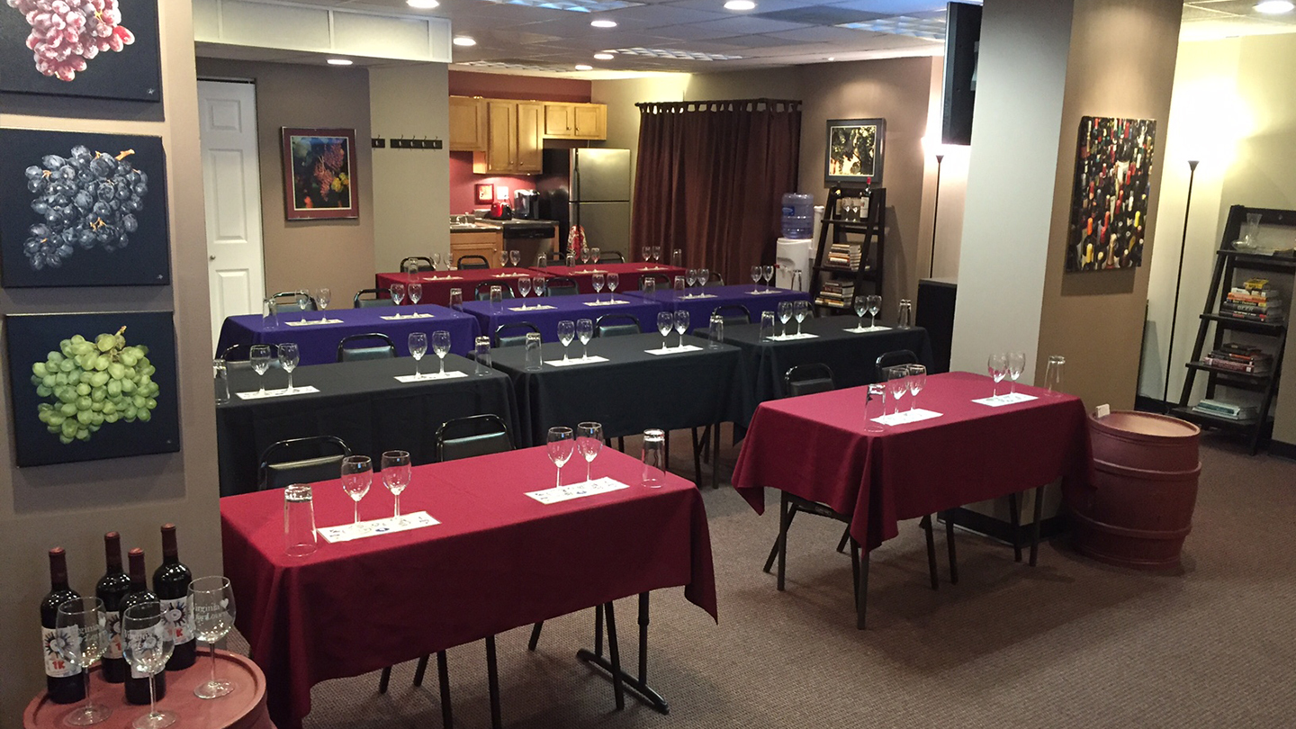 Washington Wine Academy's ABC's of Wine Class Will Make You an Expert in Vino $20.00 ($42.5 value)